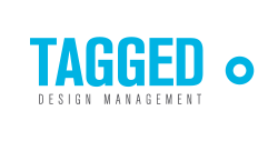 Tagged Design Logo
